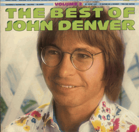 LP - John Denver - The Best Of - Volume 2