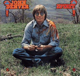 LP - John Denver - Spirit