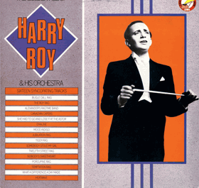LP - The Golden Age Of Harry Roy & His Orchestra