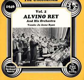 LP -  Alvino Rey And His Orchestra ‎– The Uncollected Vol. 2
