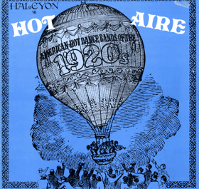 LP - Hot Aire - American Hot Bands Of The 1920