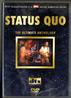 DVD - Status Quo - The Ultimaty Anthology