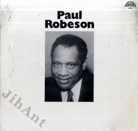 LP - Paul Robeson