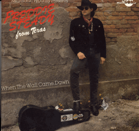 LP - Freddie Steady - When The Wall Cane Down