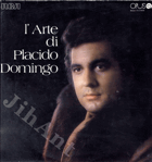 LP - Placido Domingo - L Arte di