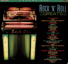 LP - Rock ´N´Roll Greatst - Volume 1
