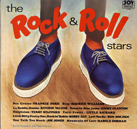 LP - The Rock & Roll Stars