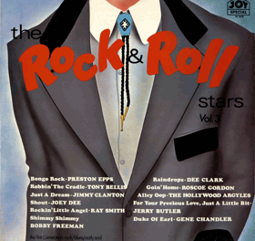 LP - The Rock And Roll Stars Vol. 3