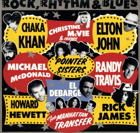 LP - Rock, Rhythm & Blues
