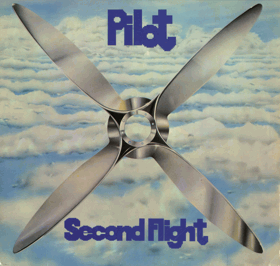 LP - Pilot - Second Flight