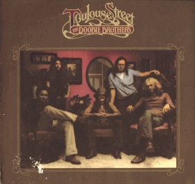 LP - The Doobie Brothers ‎– Toulouse Street