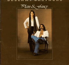 LP - Bellamy Brothers - Plain & Fancy