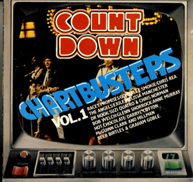 LP - Count Down - Chartbusters Vol. 1
