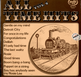 LP - All Time Hits - Vol 4
