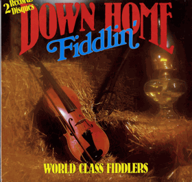 2LP - Down Home Fiddlin'