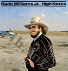 LP - Hank Williams - High Notes