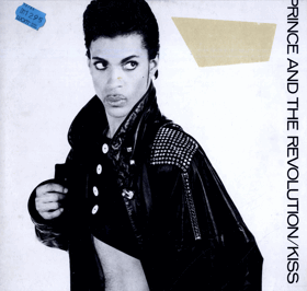 LP - Prince And The Revolution ‎– Kiss - Maxi Single