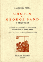 Chopin Et George Sand A Majorque - Francouzsky