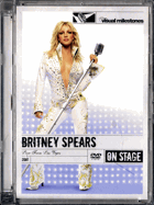 DVD - Britney Spears - Live From Las Vegas