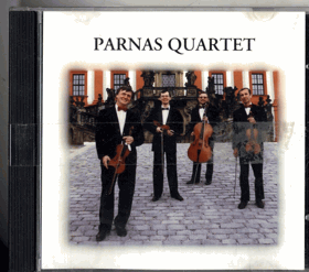 CD - Parnas Quartet