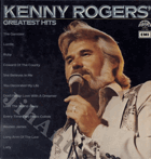 LP - Kenny Rogers´- Greatest Hits
