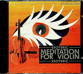 CD - Meditation For Violin