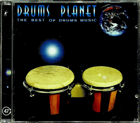 CD - Drums Planet