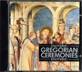 CD - Gregorian Ceremonies