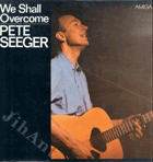 LP - Pete Seeger - We Shall Overcome