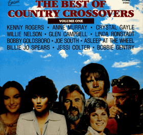 LP - The Best Of Country Crossovers