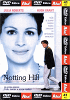 DVD - Notting Hill - Julia Roberts - Hugh Grant