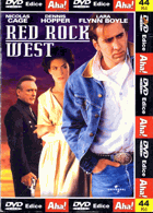 DVD - Red Rock West - Nicolas Cage - Dennis Hopper