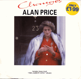 LP -  Alan Price - Changes