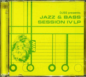 2CD - Jazz a Bass Session IV