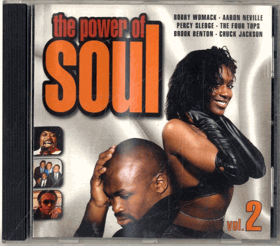 CD - The Power Of Soul Vol. 2