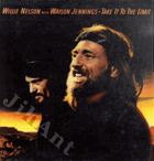 LP - Willie Nelson With Waylon Jennings - Take It To The Limit