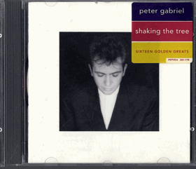 CD - Peter Gabriel - Shaking The Tree
