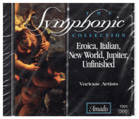 CD - The Symphonic Collection