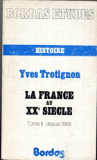Le France Au XX Siecle