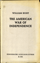 The American War Of Independance