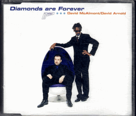 CD - Diamonds are Forever - David McAlmont, David Arnold