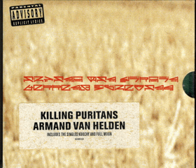 CD - Killing puritans armand van Helden