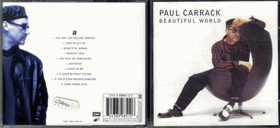 CD - Paul Carrack - Beautiful world