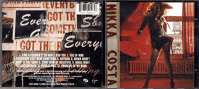 CD - Nikka Costa - Everybody got their something