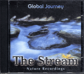 CD - The Stream - Nature Recordings