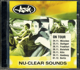 CD - Ash - Nu-clear sounds