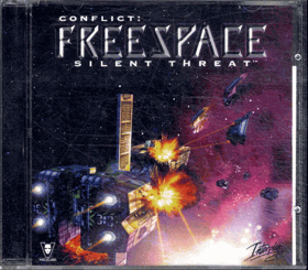 CD - Conflict - Free space silent threat