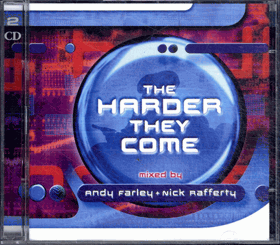 CD - Andy Farley + Nick Rafferty -The Harder They Come