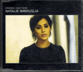 CD - Natalie Imbruglia - Wishing I was there