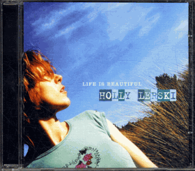 CD - Holly Lerski - Life is beatiful